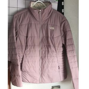 Women's North Face Puffer Coat Large